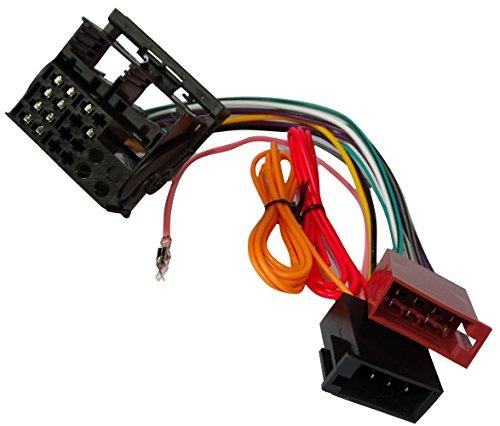 AERZETIX: Adaptador Cable Enchufe ISO para Radio de Coche, vehiculos C11912