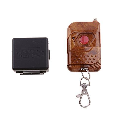 Sharplace 433 Mhz Telecomando Senza Fili Dc 12v Ricevitore con Trasmettitore