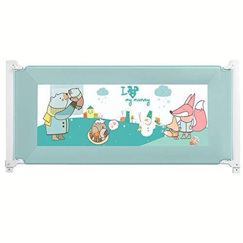 Bedhek/Reling baby ladderhek heggen anti-drop, in hoogte verstelbare zuigelingen veiligheidsleuningen, leuk geschenk voor ouders van pasgeborenen (1 zijde)