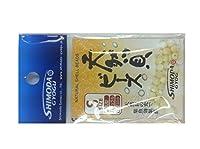 下田漁具 天然貝ビーズ丸型 S ナチュラル