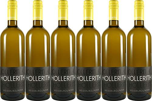 Hollerith Weisser Burgunder 2018 Trocken (6 x 0.75 l)