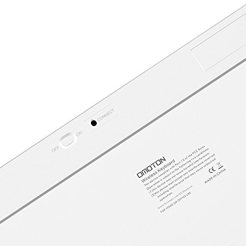 OMOTON Tastatur für iPad