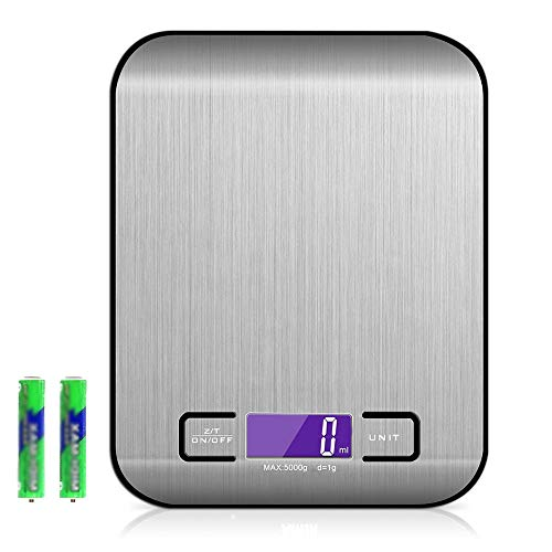 10kg / 1g mini draagbare sieraden elektronische digitale keukenweegschaal, brievenweger, huishoudelijke weegschaal, (aaa-batterij)