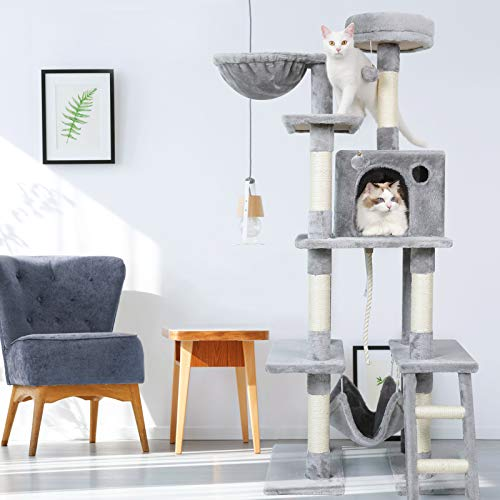 rabbitgoo Cat Tree Cat Tower 61