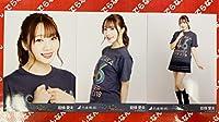 乃木坂46 能條愛未 写真 全ツ2018大阪Tシャツ 3枚コンプNo1963