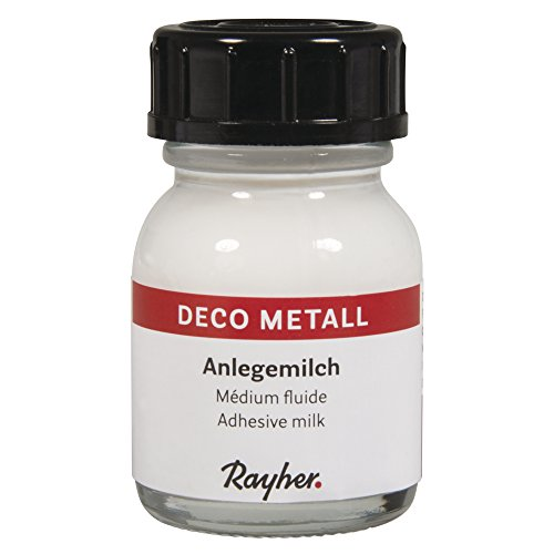 Rayher 2173000 de anlegem Deco en métal ilch Flacon de 25 ml