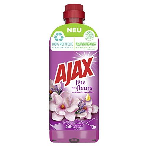 AJAX Lavendel & Magnolie Allzweckreiniger, 1000 ml