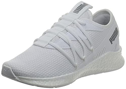 Puma Sneaker NRGY Star, - Weiß / Dunkelgrau. - Größe: 42.5 EU