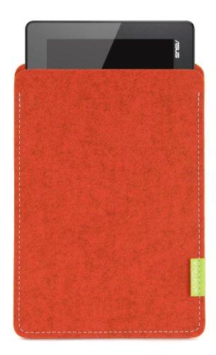 WildTech Sleeve für Asus MeMo Pad HD 7 - 14 Farben wählbar (Rost)
