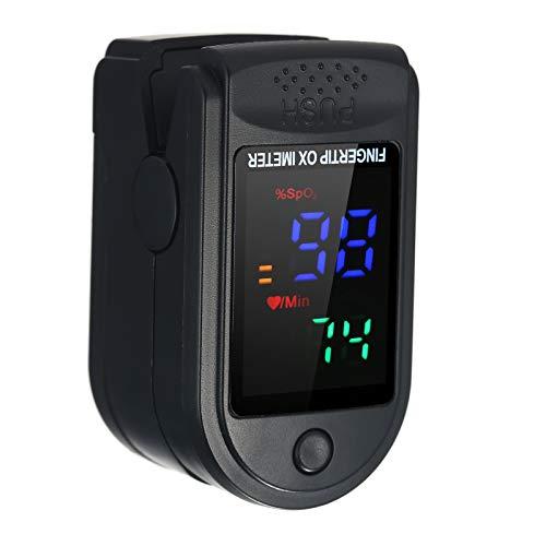 Oxímetro de pulso de ponta do dedo StarightMini SpO2 monitor de saturação de oxigênio no sangue e medidor de frequência de pulso do cordão umbilical