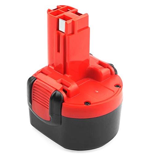 Advtronics 9.6V 3.5Ah Ni-MH Reemplace Batería para Bosch BAT048 BAT100 BAT119 2607335272 2607335461 GSR 9.6VE-2 PSR 9.6VE-2 PSR960 23609 32609-RT
