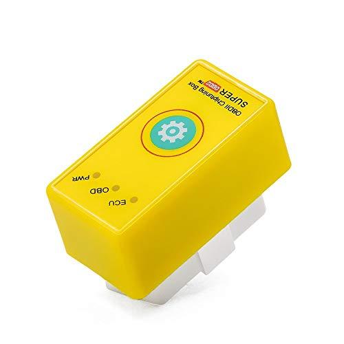 superobd2OBD II ECU Chip Tuning Box Plug und Drive Schnittstelle wie nitroobd2Super OBD2Für Benzin