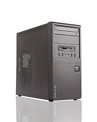 Ankermann Neu Office Work PC PC Intel i5 4570 4X 3.20GHz HD Graphic 8GB RAM 480GB SSD Windows 10 PRO