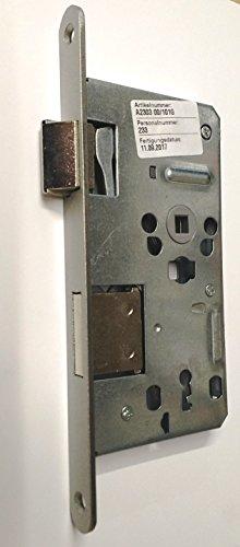 Einsteckschloß für Zimmertüren BB 72 TGL (DDR) Links