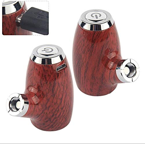 Beleaf Old Man Style Limited Edition Battery Wood Color Design 5/10 Threaded Stylus Charger