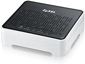 Zyxel AMG1001-T10A - Router (IEEE 802.1D, Ethernet rápido, 10/100Base-T(X), 10,100 Mbit/s, IP, 220 mm)