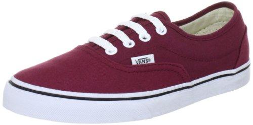 Vans U LPE TAWNY PORT/TRUE VRRR76N, Unisex-Erwachsene Sneaker, Burgundy (tawny port/true), EU 36.5