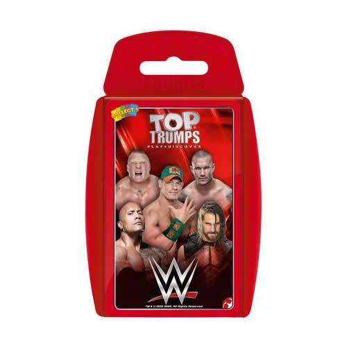 Top Trumps - WWE 2