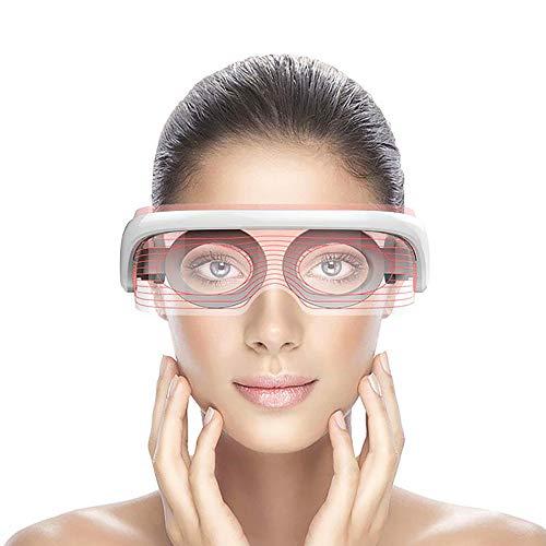 ZUEN Maske USB Heizung Augenmaske, Beheizbar Eye 3D Heißdampf Augemassager Mit Hitze Lindern Ermüdung Der Augen, Temperiergeräte, Hot Pack Für Trockenes Auge, Gerstenkorn