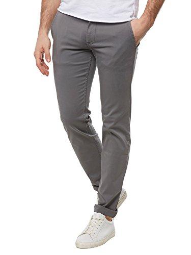 BOSS Orange Herren Schino-Slim1-D Straight Leg Hose, Blau (Dark Blue 402), W32/L32