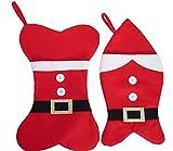 RAI Pet Santa Suit Christmas Stocking (Cat - Fish)