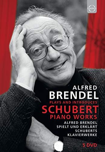 Alfred Brendel spielt und erklärt Schubert [5 DVDs]