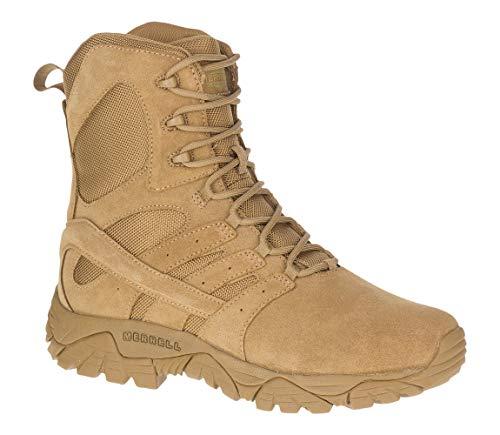 Merrell Moab 2 Defense - Sandalias atléticas para Hombre, Coyote Oscuro, 15 de Ancho