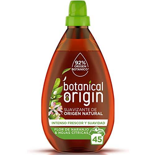 Botanical Origin Weichspüler, für empfindliche Haut, Duft Orangenblüte und Zitronenblätter, 45 Waschgänge