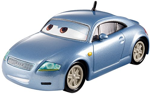 Disney Pixar CARS 2 Movie 1:55 Die Cast Car Jonathan Shiftko - Allinol blowout Serie - Véhicule Miniature - Voiture