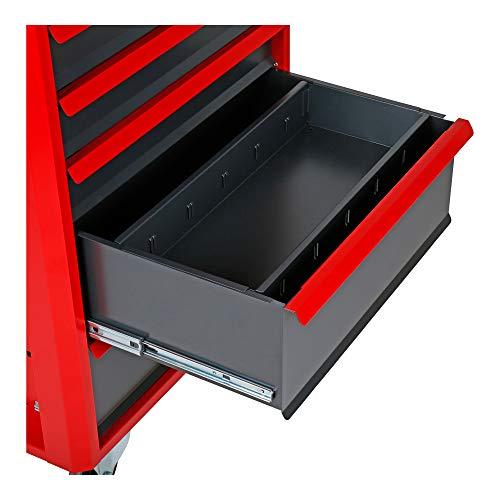 STIER Schubladen-Einlagefach zu STIER Werkstattwagen Basic