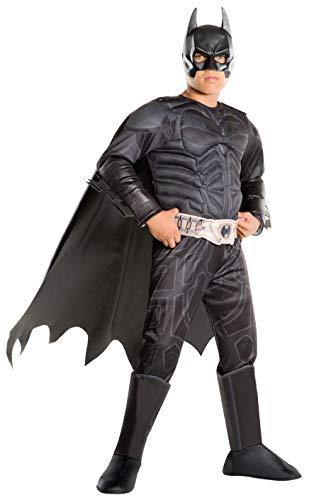 Rubie's Batman The Dark Knight Child's Deluxe Costume, Medium
