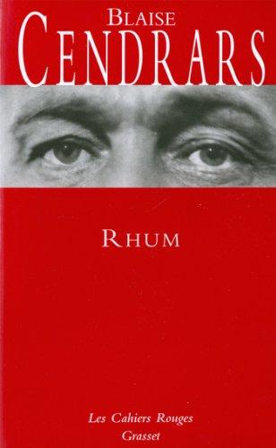 Rhum : (*) (Les Cahiers Rouges)