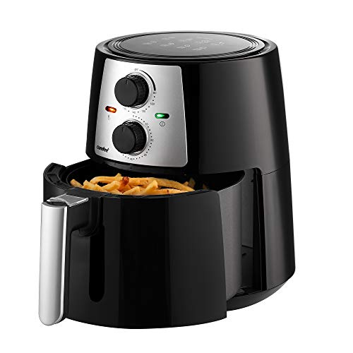COMFEE' Air Fryer for 3.5L Capacity Detachable Basket, Healthy Oil Free...