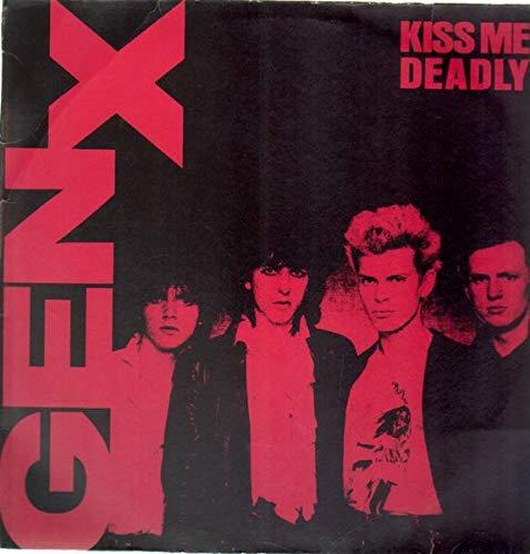Kiss me deadly (1981) / Vinyl record [Vinyl-LP]