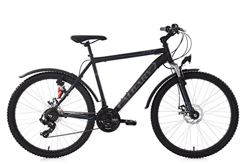KS Cycling Mountainbike MTB Hardtail ATB 26'' Calgary schwarz RH 51 cm