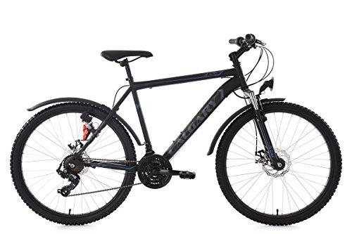 KS Cycling Mountainbike MTB Hardtail ATB 26\'\' Calgary schwarz RH 51 cm