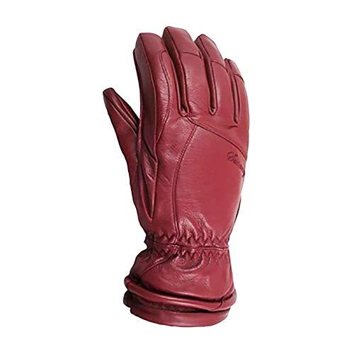 Swany Unisex-Erwachsene LF-44L Handschuhe für kaltes Wetter, Marsala, Medium
