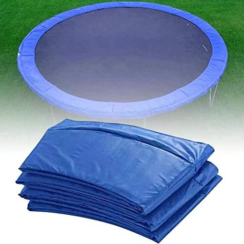Reemplazo Trampolín Protectora Cubierta para Borde de Cama Elástica Resortes de Trampolín,Resistente a los Rayos UV, Resistente a los Desgarros,14FT