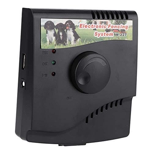 Valla eléctrica para perros, Sistema de contención para perros (EE. UU.) Valla...