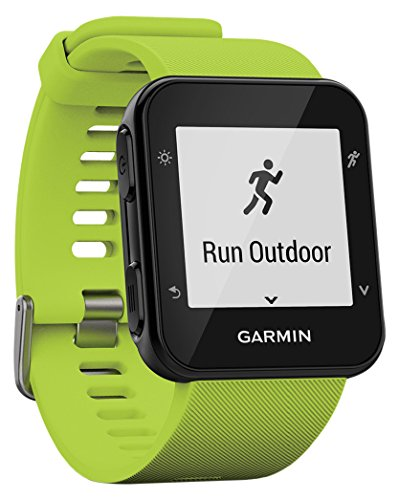 Garmin Forerunner 35 Watch, LimeLight - International Version - US warranty