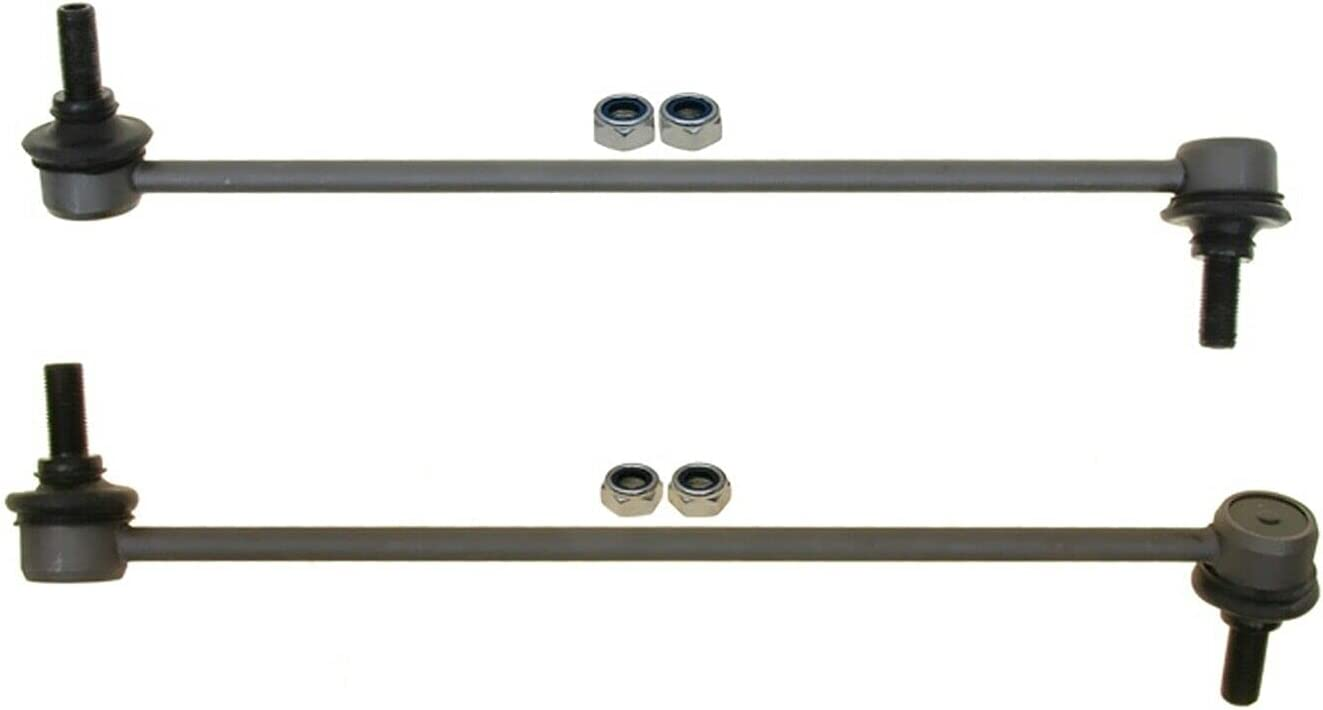 Rare Pair Set 2 Front Stabilizer Sway kit Links Bar with V In stock Compatible
