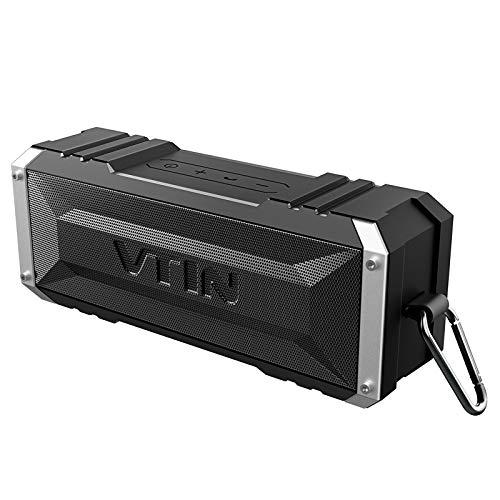 Vtin Punker -Altavoz Bluetooth , Premium 20W con Radiador Pasivo, 30 Horas de...