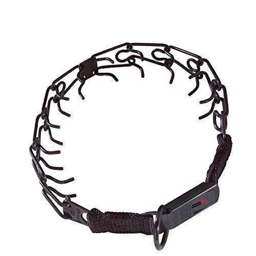 Herm Sprenger Black Stainless Steel Prong Collar...