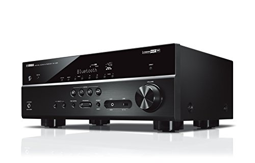 YAMAHA RX-V485 – Amplificateur Home Cinema 145W – Système Bluetooth, Wifi, Airplay, Multiroom...