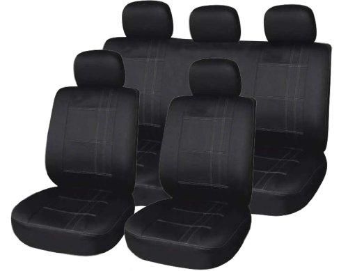 MITSUBISHI COLT 04- Housses de siège auto AIRBAG compatible Protection universelle