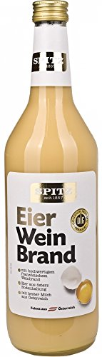 Spitz Egg Brandy Licor - 1000 ml