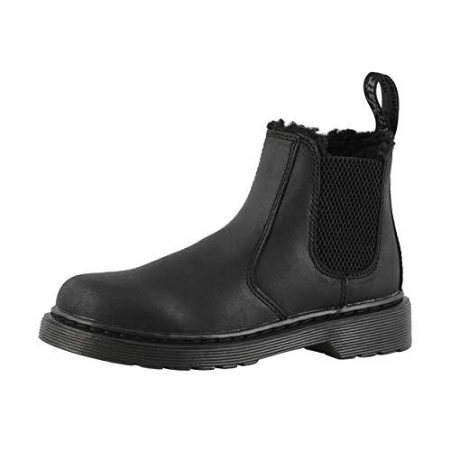 Dr Martens Leonore Mono Republic Leather Boots