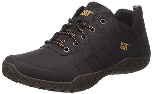 Cat Footwear Instruct, Sneaker Uomo, Marrone (Mens Coffee), 43 EU