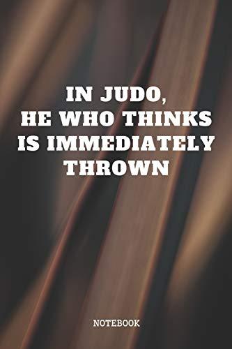 Notebook: Judo Training Planner /...