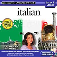 TALK NOW! LEARN ITALIAN (輸入版)